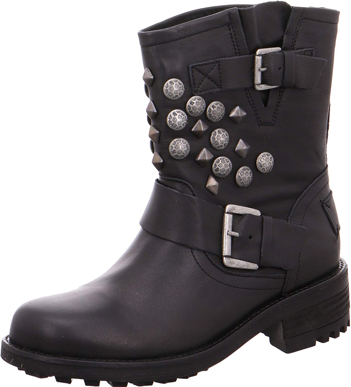 BULLBOXER Damen Stiefeletten 427511E6L schwarz schwarz 309285  Kaufen Sie 100% authentische Qualität