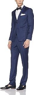 Calvin Klein Men's Super Slim Fit 100% Wool Suit Jacket