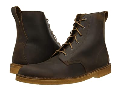 Clarks Desert Mali Boot (Beeswax 2) Men