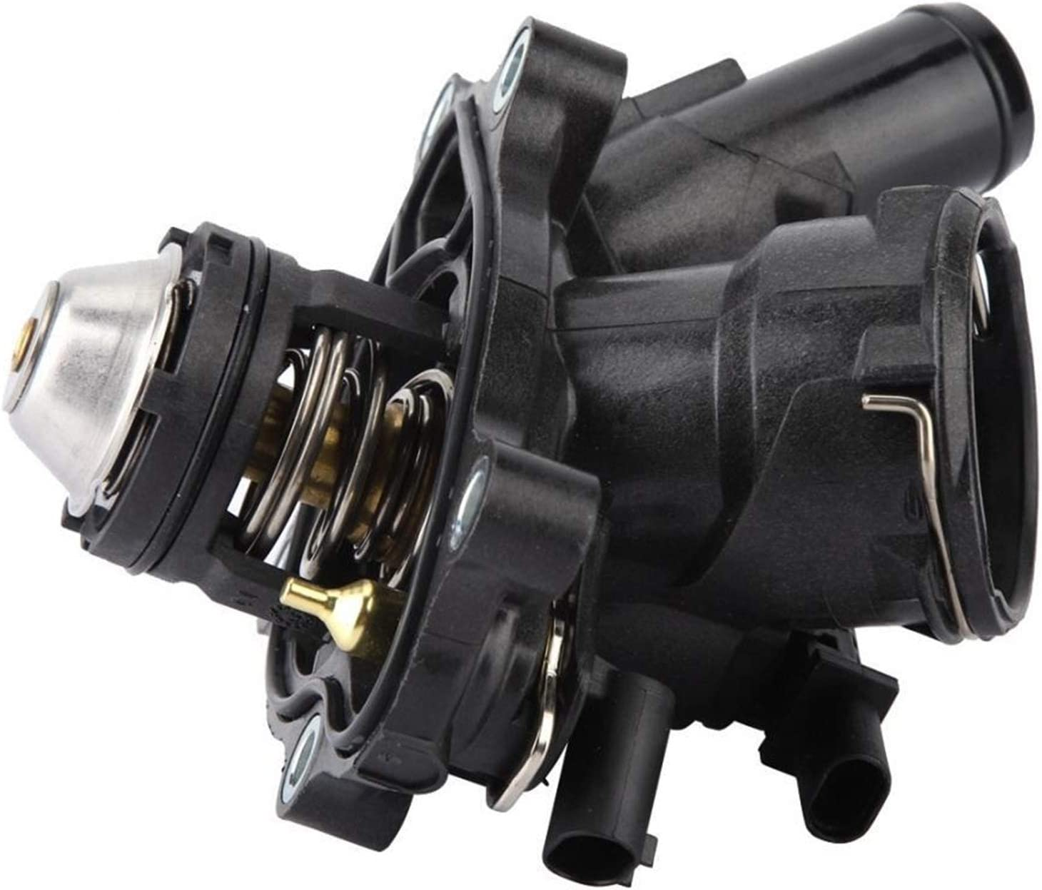 Bewitched ZHANGHANG Thermostat Housing Water Max 84% OFF Ranking TOP13 2712 Flange Coolant