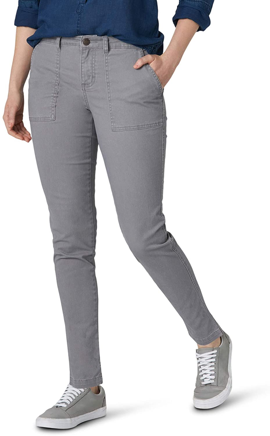 Lee Women's Legendary Regular Pant Daily bargain sale Fit Utility Tapered Wholesale