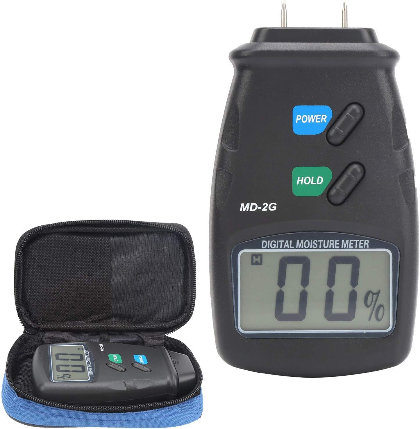 Wood Mail Direct stock discount order cheap Moisture Meter Test 5%‑40% Digital
