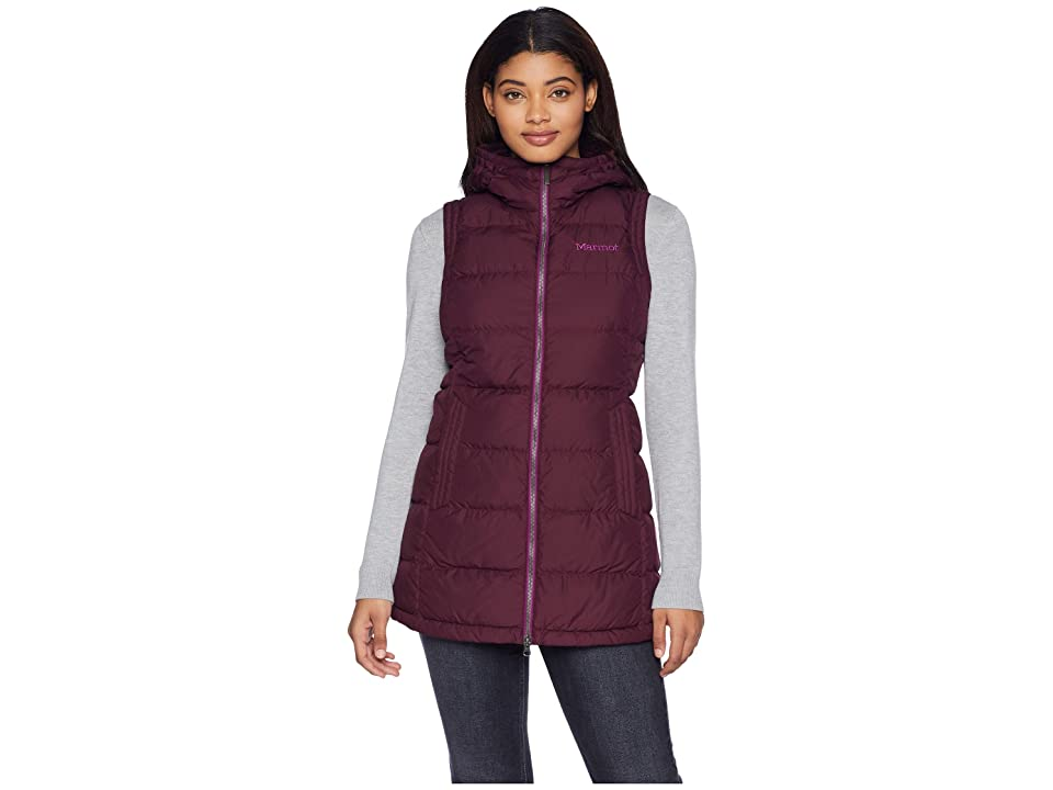 Marmot Origins Vest (Dark Purple) Women
