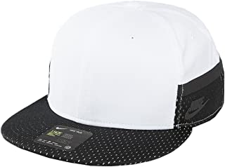 839575a02b9 Nike True Unisex Adult Cap Snapback White Black 850544-100