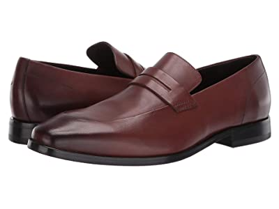 BOSS Hugo Boss Highline Loafer by BOSS (Medium Brown) Men