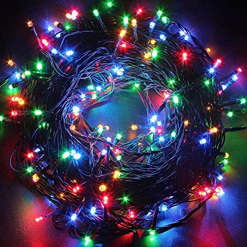 new arrival Twinkle Star 200 LED 66FT Fairy String Lights,Christmas Lights online sale with 8 Lighting Modes,Mini String Lights Plug in for Indoor Outdoor Christmas Tree Garden Wedding Party outlet online sale Decoration, Multicolor sale