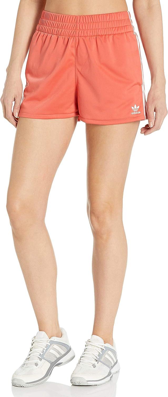 adidas service Originals Women's Stripe Shorts free 3