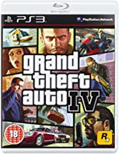 Grand Theft Auto IV 4 GTA Game PS3