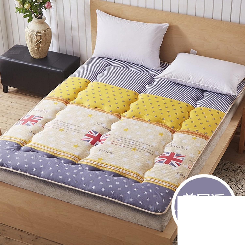Mattress Mattress Twin Pads Student Dormitory mattresses Single Padded Mattress Tatami Mattress-K 90x195cm(35x77inch)