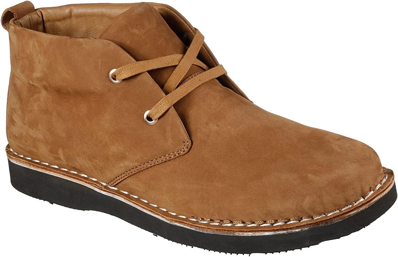 Skechers Lifestyle 65306 Men's Solden Castano Boot