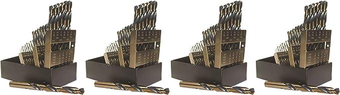 12 viking drill and tool st paul minnesota usa union made size # 17 wire HSS new