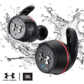 JBL Under Armour FLASH - Sport In-Ear Headphones - Black