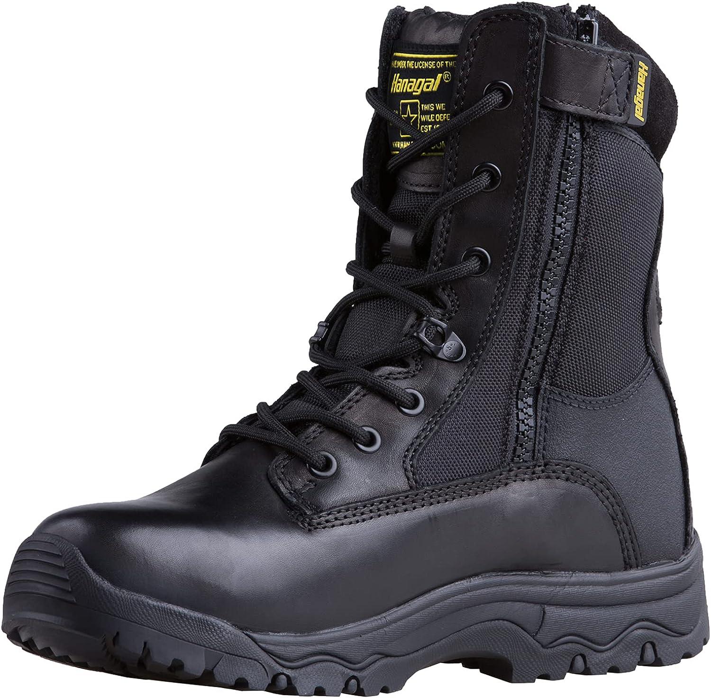 Hanagal Virginia Max 80% OFF Beach Mall Men's 8 inch Desert Military Com for Tactical Boots