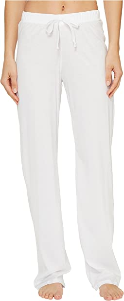 Cotton Deluxe Drawstring Long Pants