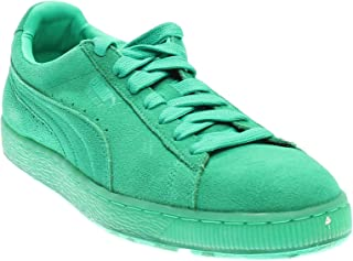 PUMA Mens Suede Classic Ice Mix Casual Sneakers,