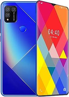 HJFGIRL Telefon komórkowy bez karty SIM smartfon odblokowany 7 ,2 cala IPS pełnoekranowy 16 GB Dual SIM Android 9.0 odblok...