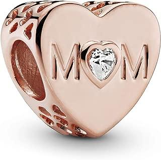 Pandora 781881CZ Silver Heart Charm