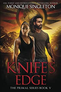 Knife's Edge: The Primal Series, Book V