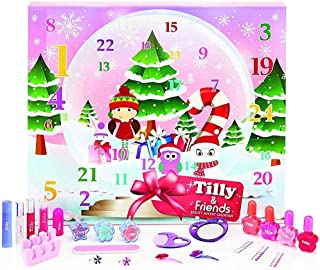tilly and friends beauty advent calendar
