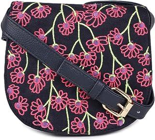 Flower Frolic Sling Bag