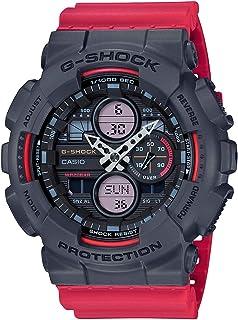 Casio Analog-Digital Black Dial Men's Watch-GA-140-4ADR (G978)