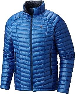 Mountain Hardwear Men's Ghost Whisperer Down Jacket, Altitude Blue, 2XL