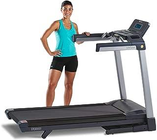 LifeSpan Fitness LifeSpan TR3000i Touch Folding Treadmill, Gray/Black