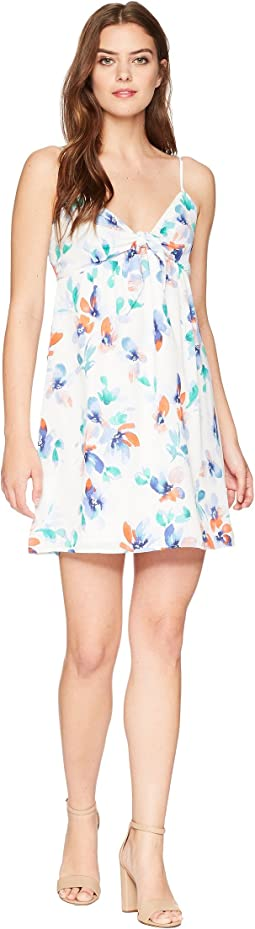 Jack by BB Dakota - Marlee Printed Open Back Dress