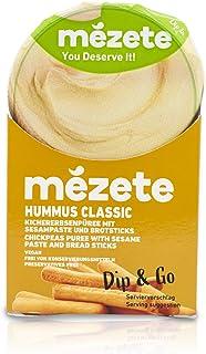 Mezete Dip & Go Classic Hummus, 92g,3245