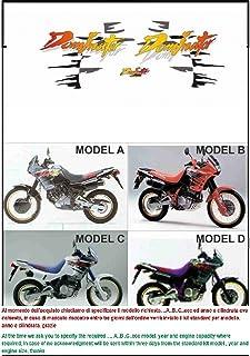 AHL kit Motocicletta Pastiglie freno per NX650 J//K//L//M//N//P//R//S//T Dominator 1988-1996