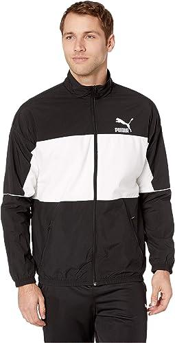 Retro Woven Track Jacket
