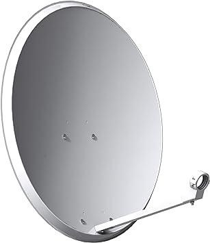 Tecatel Antena parabólica de Acero Galvanizado (60 cm)