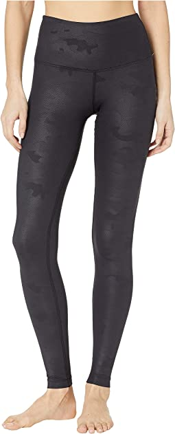 High-Waist Ankle Leggings