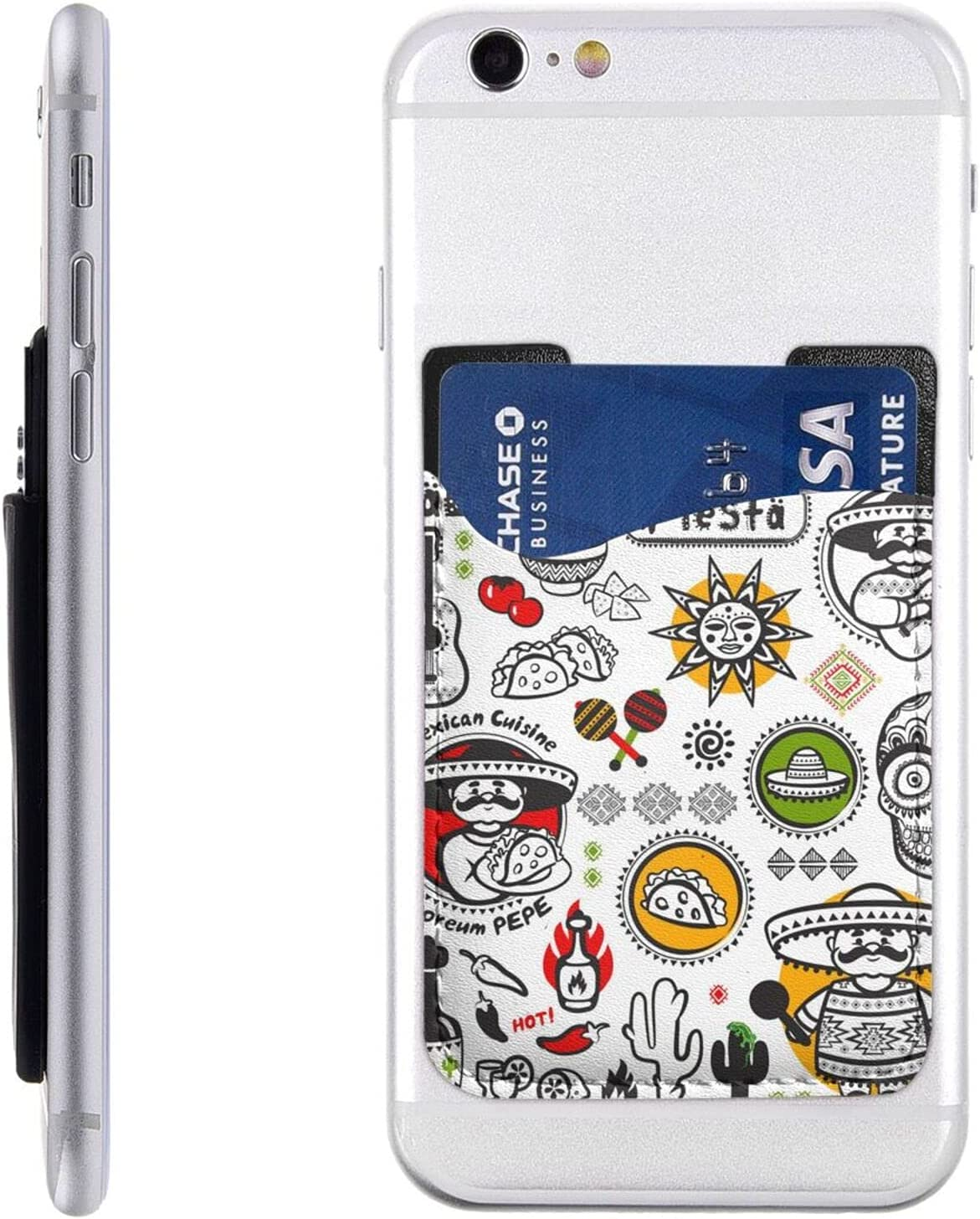 Mexican Salsa Symbols Phone Card Stick Cell Baltimore Mall Holder trend rank On
