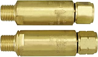 Victor Technologies 0656-0001 FB-1 300 Series Heavy Industry Flashback Pair Pack Arrestor, Oxy/Fuel Torch Mount Type