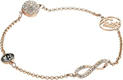 Swarovski Remix Collection Infinity Symbol Bracelet