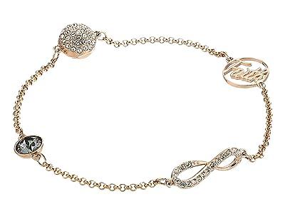 Swarovski Swarovski Remix Collection Infinity Symbol Bracelet (White) Bracelet