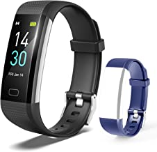 Toplus Fitness Tracker, Activity Tracker for Heart Monitor, Sleep Tracker, Smart Watch with GPS, Calorie Counter, Step Counter, Sports Watch for Men and Women