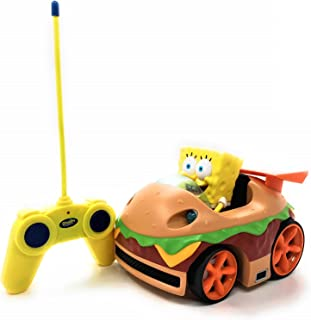 spongebob car