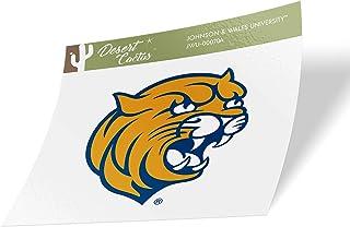 Johnson & Wales University JWU Wildcats NCAA Vinyl Decal Laptop Water Bottle Car Scrapbook (Sticker - 00070A)