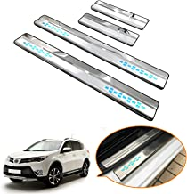 Best 2018 rav4 door sill protector Reviews