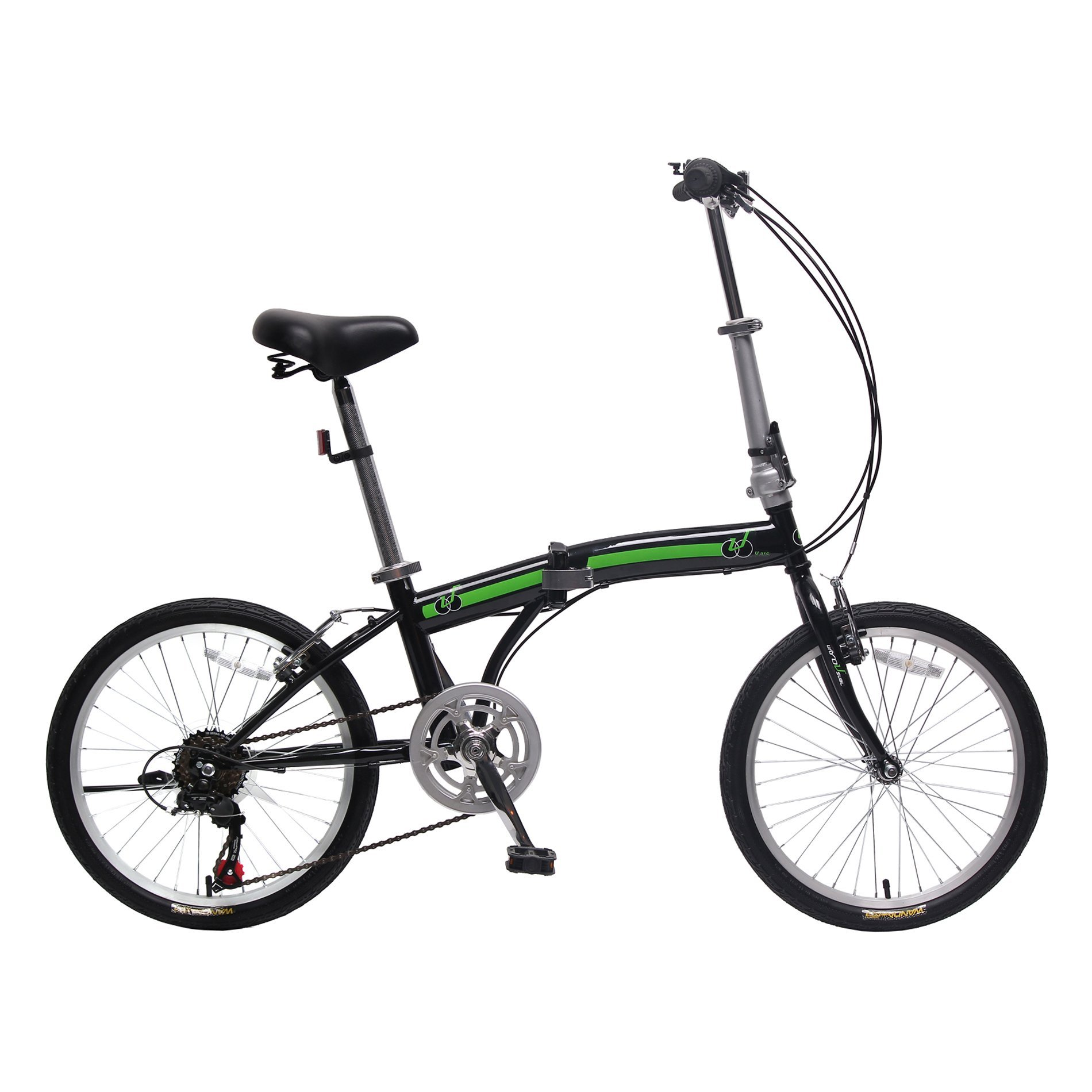 IDS Home Unyousual Folding Bicycle