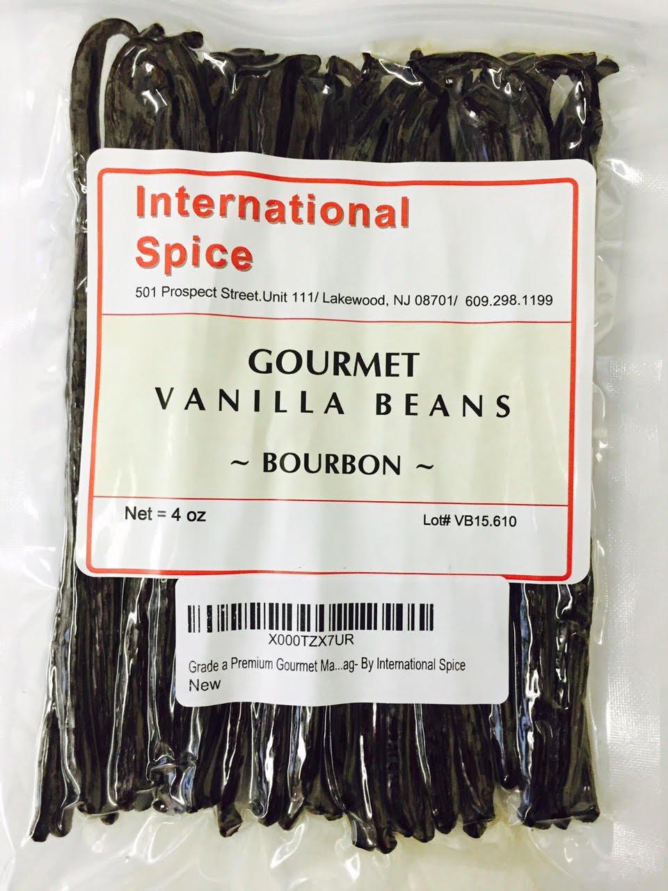Grade Sale price A Premium Gourmet Madagascar Bourbon 35% OFF Fresh Beans Vanilla