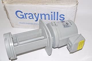 GRAYMILLS Centrifugal Replacement Pump - Model: IMV25-F