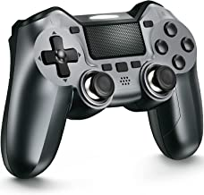 TERIOS Wireless Controller Compatible with Playstation - 4,Gaming Controller for PS-4 Pro, PS-4 Slim – Built-in Speaker an...