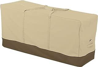 Classic Accessories Veranda Patio Cushion & Cover Storage Bag, Oversized