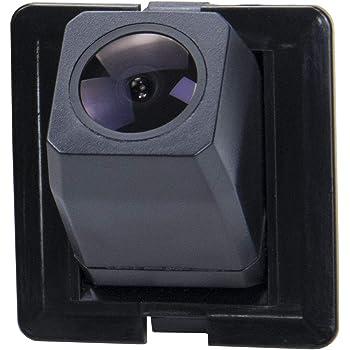 Rear Reversing Backup Camera Rearview License Plate Replacement Camera Night Vision Ip69k Waterproof for Toyota RAV4 XA30 Vanguard 2002~2012
