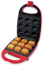 YSN DELISH ベビーカステラメーカー レッド   ベビーカステラ ホットケーキミックス 5分調理 ホットプレート ホットサンド 時短調理 お菓子づくり 簡単