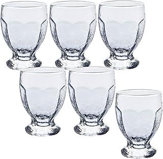 東洋佐々木ガラス アイスコーヒーグラス ラフト 350ml 日本製 食洗機対応 CB-03302-JAN 6個入り