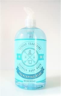 16 Ounce Scented Hand Soap (Eucalyptus Aloe)